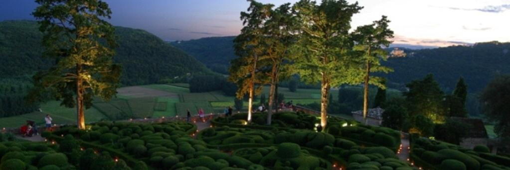 Jardins de marqueyssac maison d 39 h tes sarlat maison d 39 h tes dordogne - Les jardins de marqueyssac ...